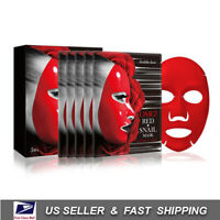 DOUBLE DARE OMG! RED + SNAIL MASK 5 pcs 1Box +Free Sample+