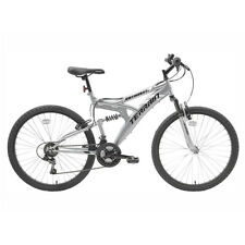 "Terrain AMT1026XT 26"" Unisex Mountain Bike 19"" Frame 18-Speed Full Suspension"
