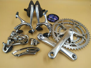 Campagnolo Veloce 3 x 9 speeds Groupset Groupe Triple 9s 9v