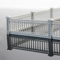 LG10001 1 Meter Model Railway Building Fence Wall 1:87 HO OO Scale NEW