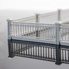 LG10001 1 Meter Model Railway Building Fence Wall 1:87 HO OO Scale NEW