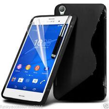 Fundas Para Sony Xperia Z3 Compact color principal negro para teléfonos móviles y PDAs