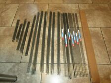 Over 40 PECO Nickel Silver SL-100 Flexible tracks 13 new good clean condition