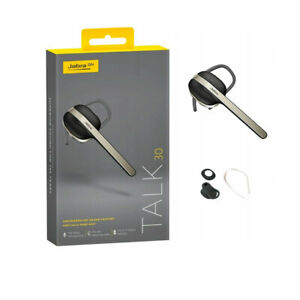 Jabra Talk 30 Bluetooth Headset Wireless Stereo Headphone