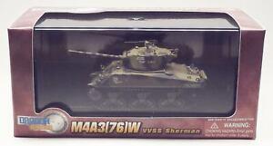 Dragon Armor 60163 M4A3 Sherman 761st Tank Btn Black Panthers 1/72 Scale Model