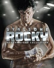 Rocky: Heavyweight Collection (Blu-ray Boxset - Region A)