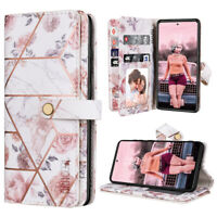 For Samsung Galaxy S20 Case Leather Stand Book Wallet Flip Card Phone Cover