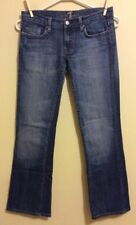 Seven 7 For All Mankind Low-Rise Boot Cut Jeans Size 27 X 29