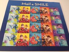 Mail A Smile Forever Stamps 2011
