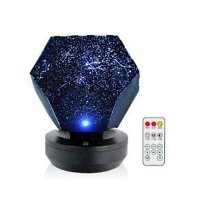 60000 Star Original Home Planetarium Caronan Star Projection Party Light S4Y7