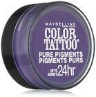 Maybelline EyeStudio Color Tattoo Pure Pigments BUY 2 GET 1 FREE CHOOSE UR SHADE