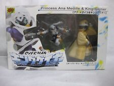 OVERMAN KING GAINER PRINCESS ANA & KING GAINER FIGURES Japan Official