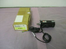 AMAT 1080-01257, Motor, Servo, 200W W/24VDC, Sanyo Denki P50B05020DCS00M, 410419