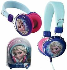 Girls Character Headphones Disney Frozen Anna Elsa