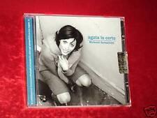 AGATA LO CERTO-MUTEVOLI SENSAZIONI-(CARMEN CONSOLI)CD RARE NEW SEALED 2006