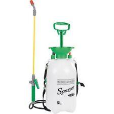 5 Litre Multi purpose Pressure Sprayer - Pump and Spray with release valve