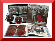 Bob Wills and his Texas Playboys , San Antonio Rose  (Box 11CD , 1DVD & Booklet)