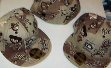 NEW ERA Cooperstown 'ALL-OVER'  FITTED HAT SIZE 7-5/8