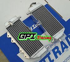GPI Aluminum alloy radiator Yamaha YZ125/YZ 125 2005-2013 2008 2009 2010 2011 12