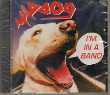 MADDOG - I'm In a Band (CD 1995) Detroit Rock