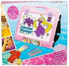 Disney Princesse Voyage Art Chevalet Filles Enfants Vacances Dessin Cadeau