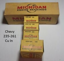Michigan Engine Bearings 827 P  Chevrolet 235 261 Cu In N.O.R.S. USA .020