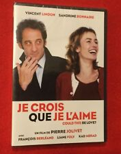 Je Crois Que Je Laime | Could This Be Love? (DVD Brand New 2007) Region 1