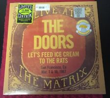 The Doors Live At The Matrix Lets 1967 RSD 2018 vinyl LP NEW/SEALED