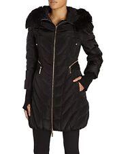Luxurious Relish Buyt/E Black Down filled Jacket/Coat size M/UK 10 BNWT RRP £200