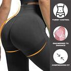 Women Tik Tok Yoga Pants Anti-Cellulite Push Up Ruched High Waist Leggings Gym