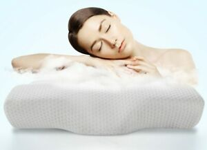 Orthopedic Neck Support Memory Foam Pillow Cervical Sleeping Bed Pillow Cover