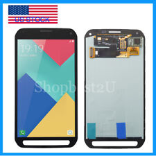 For Samsung Galaxy S5 Active G870 G870A LCD Digitizer Display Screen Green USA
