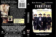 Tombstone ~ New DVD ~ Kurt Russell, Val Kilmer, Bill Paxton (1993)