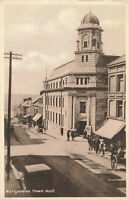 Rare Vintage Postcard Ballymena Town Hall, N.Ireland Early 20th Century Unposted