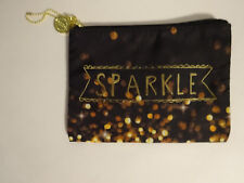 Bath and Body Works Sparkle Cosmetic Makeup Travel Bag