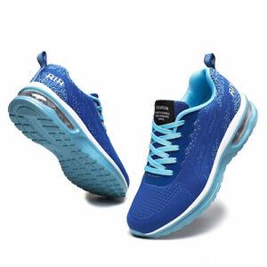 Women's Running Shoes Lightweight Jogging Training Air Cushion Walking Shoes
