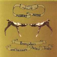 MODEST MOUSE : EVERYWHERE & HIS NASTY PARLOUR TRICKS (CD) sealed