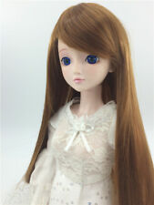 "New BJD Doll Wig Dollfie 8-9"" 1/3 SD DZ DOD LUTS Bjd Doll Wig 1-21 Colors MBS003"