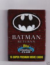 Topps Stadium Club Batman Returns 1992 г.
