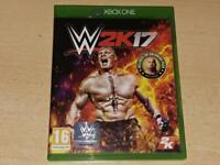 WWE 2K17 Xbox One **FREE UK POSTAGE**