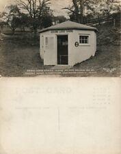 Elizabethtown Pa Masonic Homes Antique Rppc Photo Postcard Grand Lodge Spring