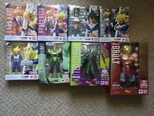 Huge S.H Figuarts Dragon Ball Lot, Custom Effects (canofbeams) and Accessories!