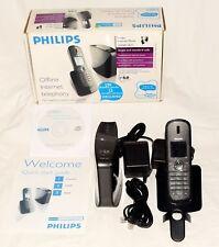 Philips VOIP841 Skype And Landline Wireless DECT 6.0 Telephone In Original Box