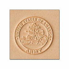 Army 3-D Stamp 8455-00 by Tandy Leather
