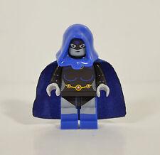 Raven Teen Titans Go Custom Lego Fan Art Mini Action Figure DC Comics