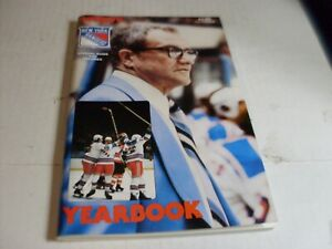 New York Rangers 1978/79 Official Guide and Records Yearbook