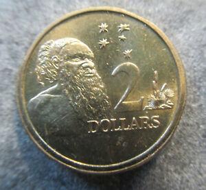 Australia 1990 2 Dollar Elder UNC coin