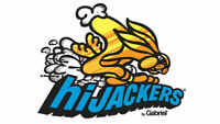 Hijacker Air Shocks Gabriel Hot Rod Racing Sticker Vinyl Decal 2-99