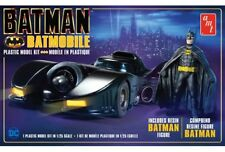 AMT 1989 Batmobile with Figure Model Kit AMT1107 NEW