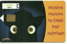 RARE / CARTE TELEPHONIQUE - CAMEL : CIGARETTE TABAC / PHONECARD TELEPHONE CARD